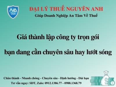 gia thanh lap cong ty tron goi - ban can chuyen sau hay luot song